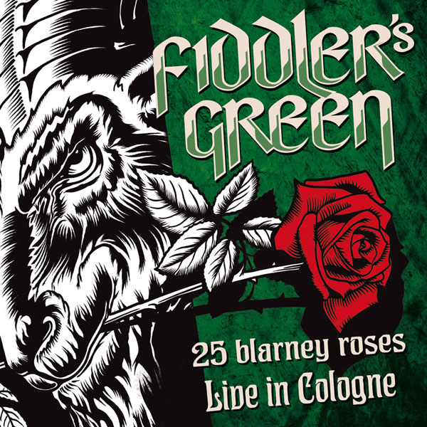 25 BLARNEY ROSES – LIVE IN COLOGNE