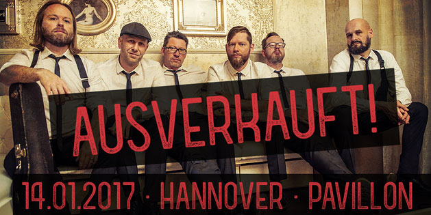 Hannover is sold out!